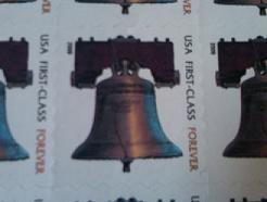 Picture of a Forever Stamp